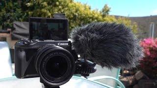 Canon EOS M6 Review - Ultimate Vlogging Camera?
