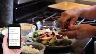 Kitchology Fruit Salad With Lemon Poppy Seed Dressing
