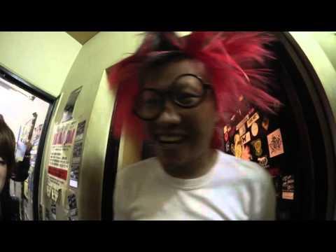 Ryuketsu Blizzard Backstage