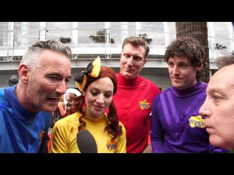 The Wiggles Interview - 2015 #ARIAs