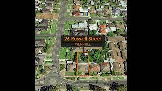 26 Russell Street, Werribee