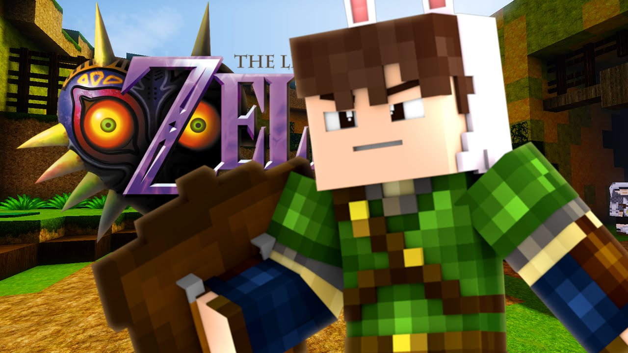 Download Legend of Zelda Majoras Mask - LAST DAY! (Minecraft Roleplay) #4
