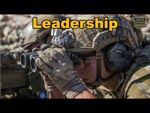 10 Principles Of Military Leadership