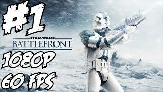 Star Wars Battlefront Gameplay Engine Walkthrough Analysis Breakdown PS4 Xbox One PC