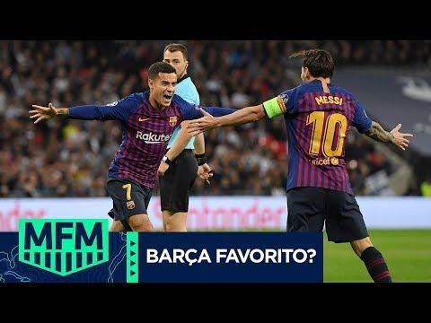 BARCELONA AINDA É O FAVORITO DA CHAMPIONS? - MFM DEBATE (19/02/19)