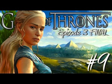 Game of Thrones [E3] [P9] - I DON'T WANNA FIGHT YOU!