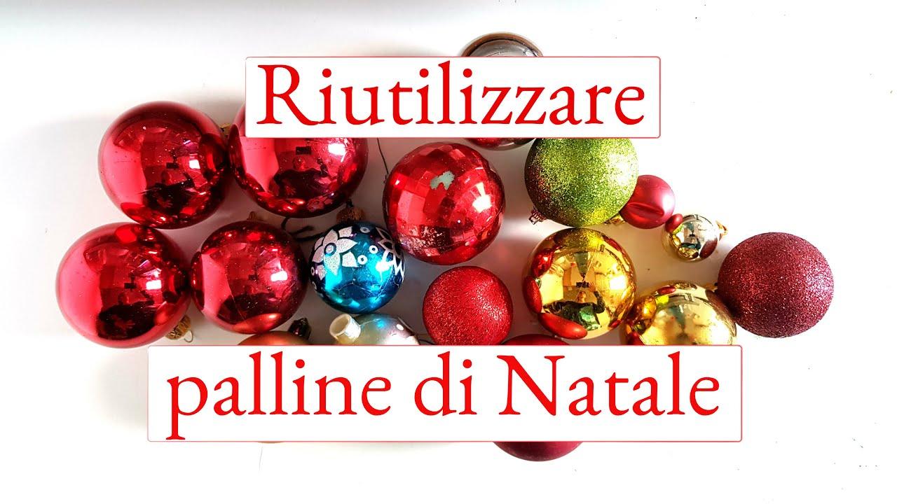 Immagini Palline Natalizie.3 Idee Brillanti Per Riutilizzare Palline Natale Riciclo Creativo Tutorial 82 Youtube