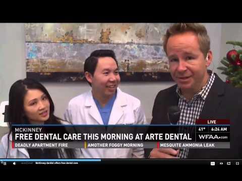Free Dental Day 12/10/2014 at Arte Dental in McKinney