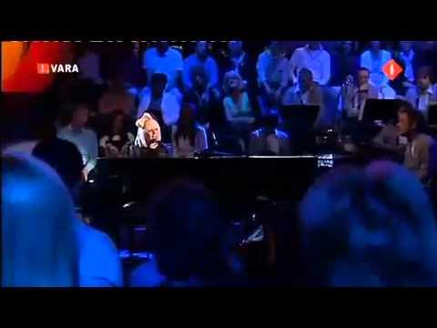 Lady GaGa - Poker Face (Piano Version) Mooi Weer De Leeuw