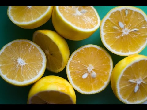 20 Reasons to Drink Lemon Water
