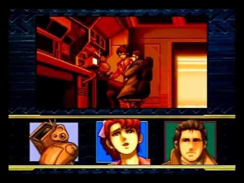 Snatcher Sega Saturn Full Playthrough
