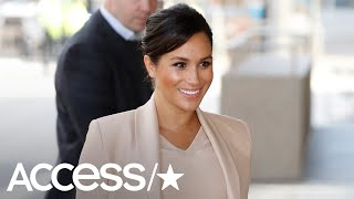 George Clooney Defends Meghan Markle: 'She's Been Pursued And Vilified!' | Access