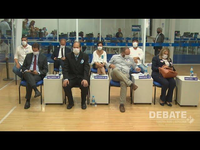 Debate Jornal Cruzeiro do Sul - Eleição Municipal de Sorocaba 2020