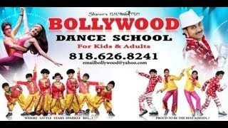 Party Rock Anthem: Practice video for EB Bollywood Dance Class, Santa Ana