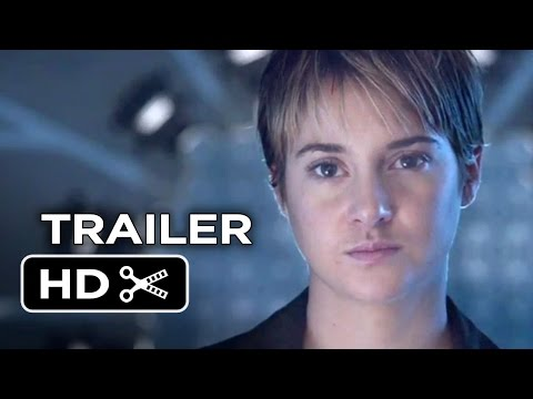 Insurgent Official Trailer #1 (2015) - Shailene Woodley Divergent Sequel HD
