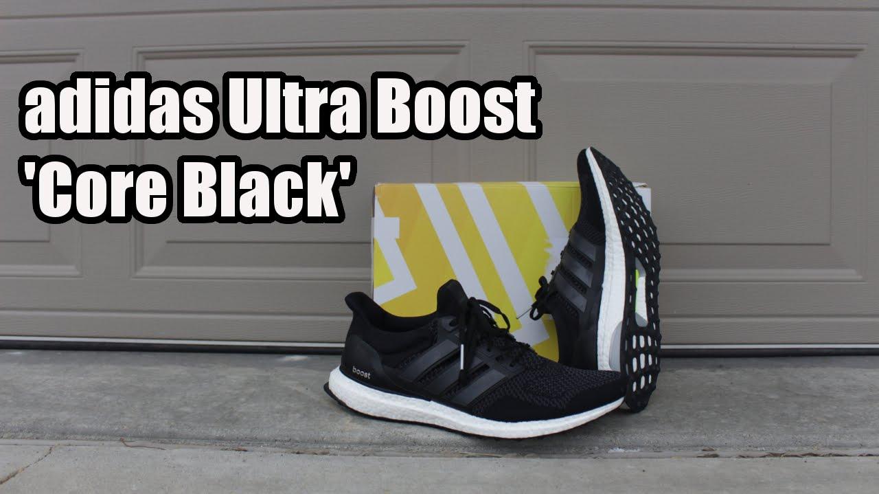 UltraBoost 1.0 'Core Black'