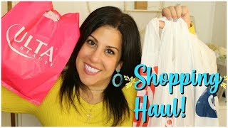SHOPPING HAUL || TARGET,OLD NAVY, & ULTA || OCTOBER 2018