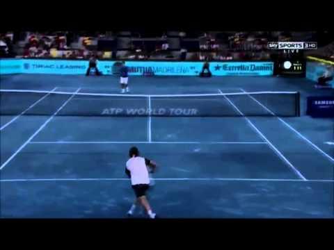 Roger Federer và 10 pha bóng hay
