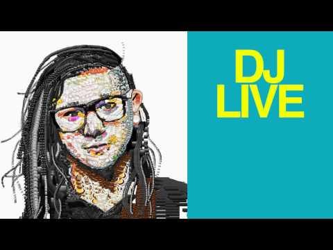 Skrillex & Diplo (Jack U) -  Live @ Life In Color Miami  -  16 01 2016