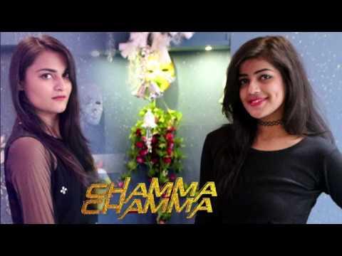 Chamma Chamma - Fraud Saiyaan  Dance Choreography by Divya Hotchandani  ft Kia Jain