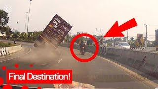 Scary Road Moments Caught On Camera
