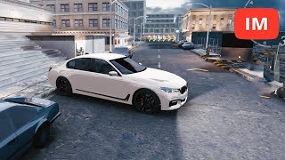 BMW 750i | Real Car Parking 2 - Driving School 2020