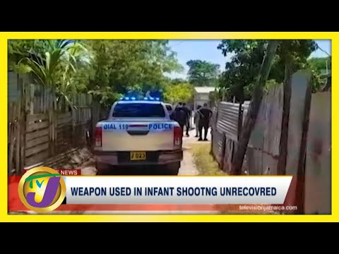 Police Searching for Gun Used in Westmoreland Shooting   TVJ News   Jamaica News