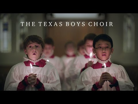 Texas Boys Choir Music Video