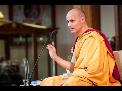 Generating the Supreme Good Heart - Meditation Retreat with Gen Jampa