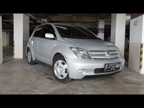 Toyota Ist 1.5 A/T 2004 [XP60] Review Indonesia