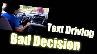Text Driving and You