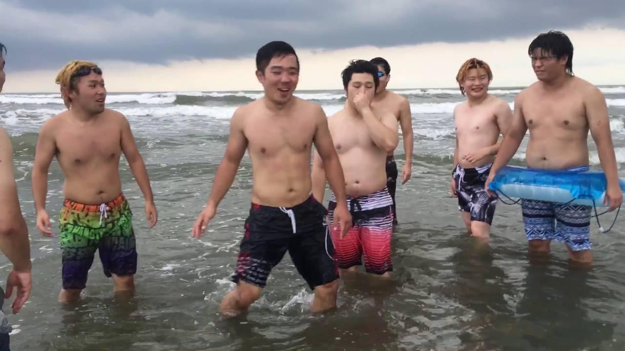 夏合宿 海