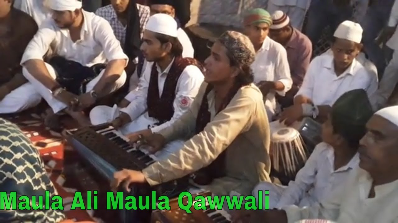 Maula Ali Maula At Bu Ali Shah Qalander Urs By Farukh