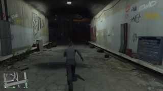 GTA V - El glitch del puente.
