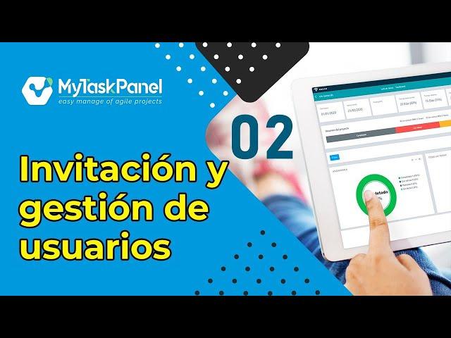 02 Invitación y gestión de usuarios