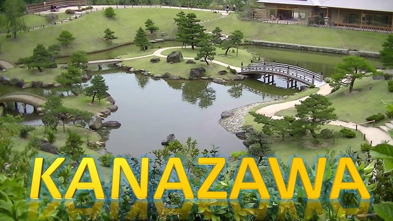 Kanazawa el jard n kenrokuen y el mercado omicho viajar for Jardin kenrokuen