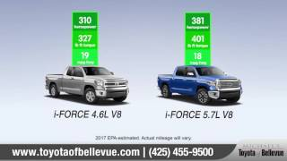 2017 toyota tundra review   michael s toyota of bellevue