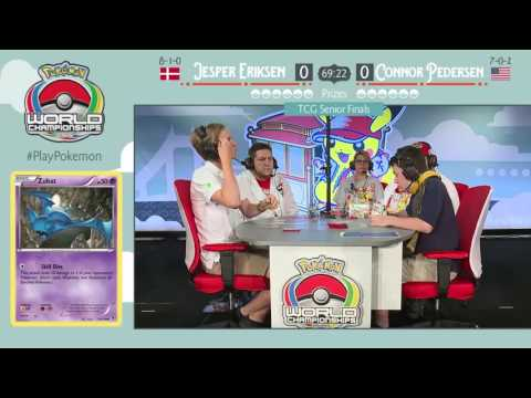 2016 Pokémon World Championships: TCG Seniors Finals