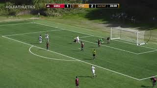 Men's soccer wins second straight MIAC contest over Saint Mary's