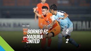 Download Video [Pekan 6] Cuplikan Pertandingan Borneo FC vs Madura United, 27 April 2018 MP3 3GP MP4