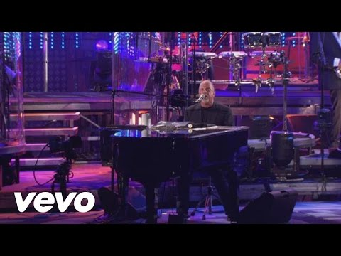 Billy Joel - Keeping The Faith (from Live...