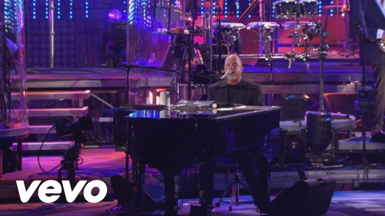 Billy Joel Keeping The Faith From Live At Shea Stadium Youtube