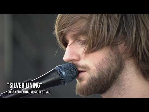 "Mt. Joy - ""Silver Lining"" (XPoNential Music Festival 2018)"
