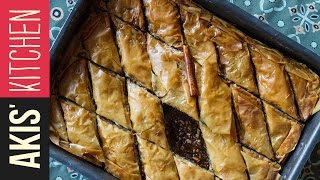 Baklava | Akis Kitchen