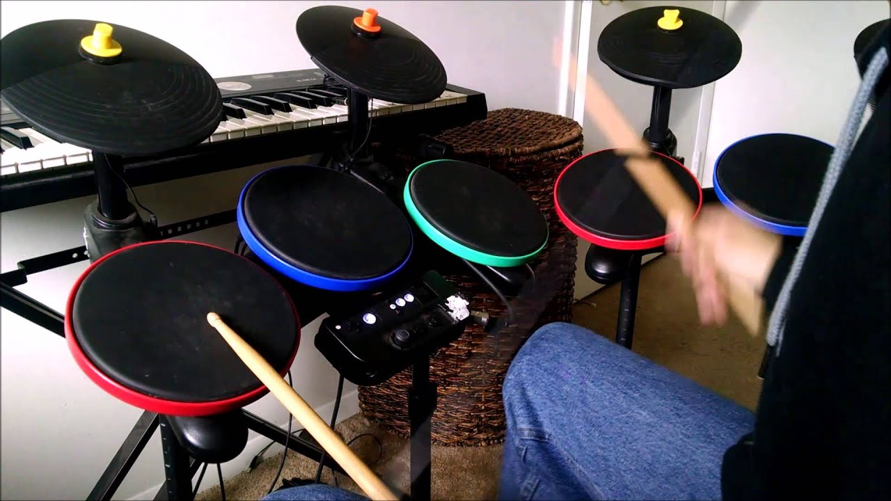 Guitar HeroBand Hero Drums with Superior Drummer  YouTube