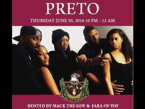 """RE-UP Radio NY : Interview with the Cast of """"Preto"""" the Movie"""