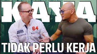 JADI SULTAN TANPA KERJA❗️-Cara malas untuk Kaya (With Erik Tenhave pencipta buku Lazy money machine)