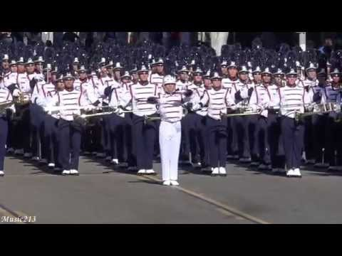 Cypress HS - Queen City - 2015 Arcadia Band Review