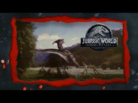 How Much Dinosaur Capturing Can We Expect To See In Jurassic World: Fallen Kingdom?