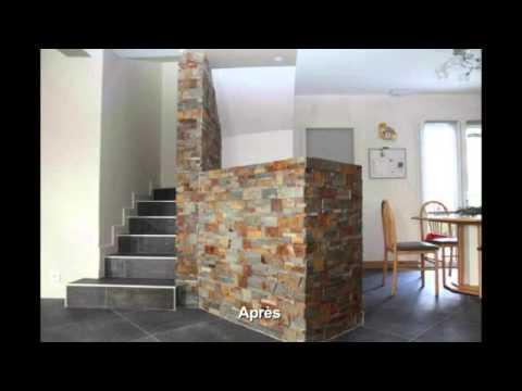R novation maison individuelle avant apr s exnet lyon - Renovation maison avant apres ...